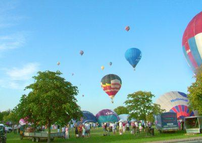 September – Balloon Festival