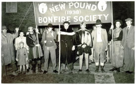 Newpound Bonfire Society