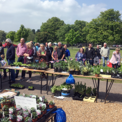 Hort Soc Plant Sale May 17