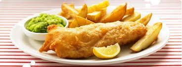 Fish 'n' Chip Lunch