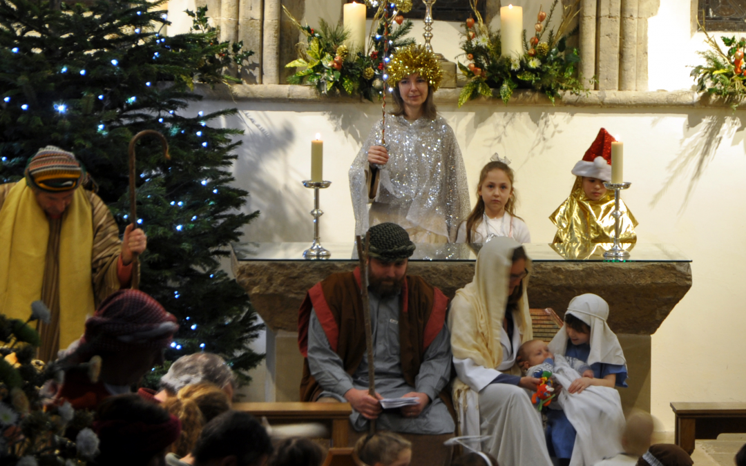 Christmas Services at St Peter ad Vincula