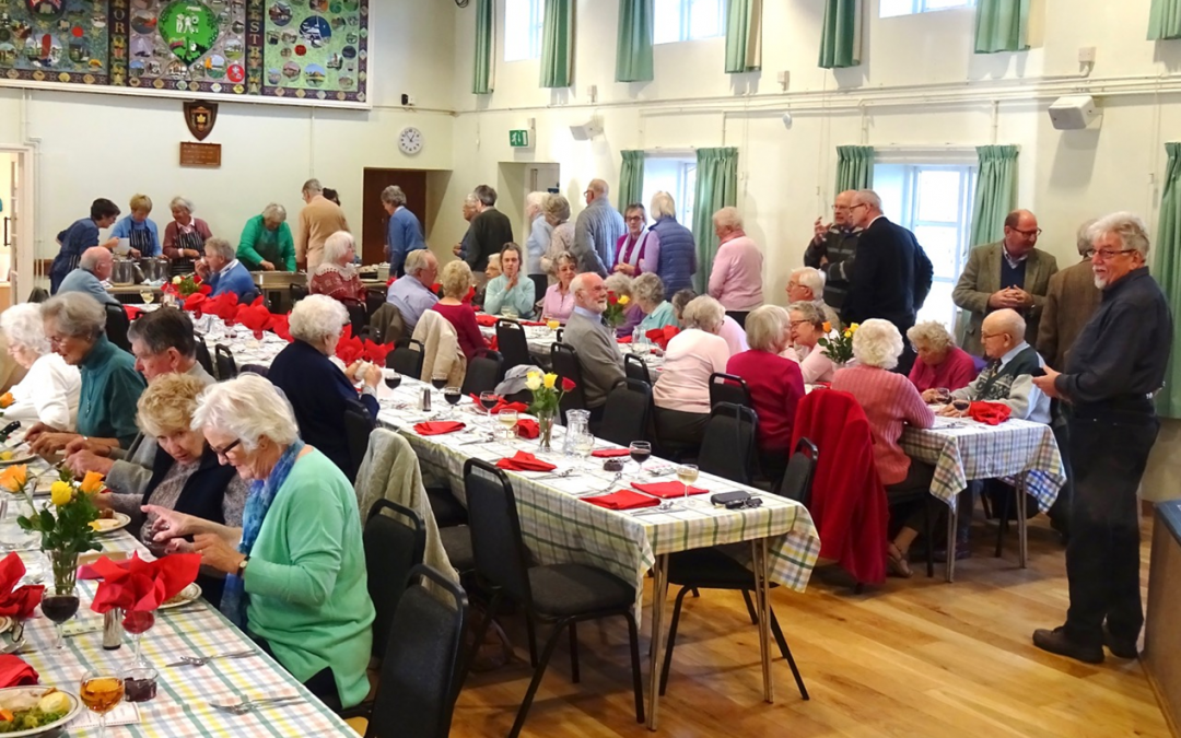 St Peter's Luncheon Club