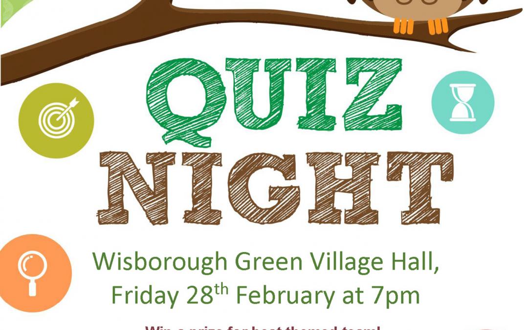 Quiz Night – join the fun!