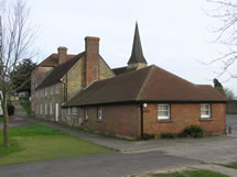 The Village Hall from School Road