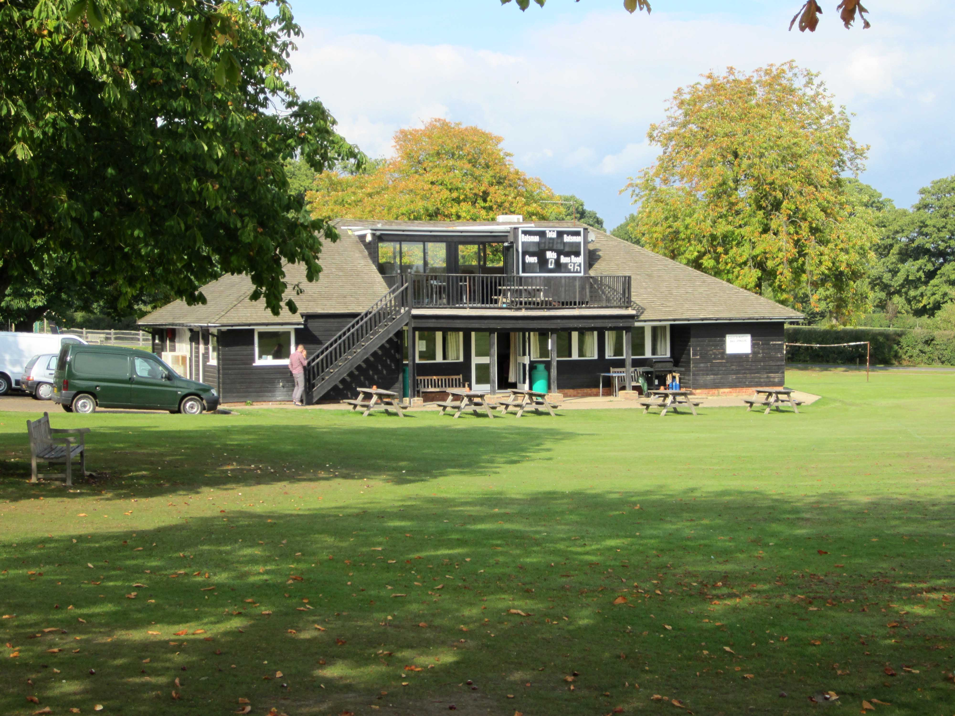 The Sports Pavilion on the Green