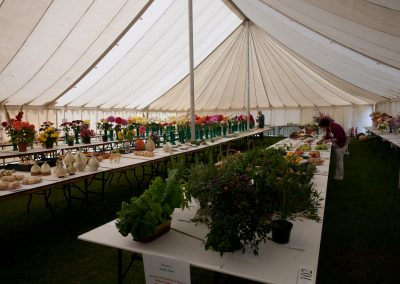 August – Horticultural Show