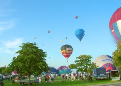 September – Balloon Festival