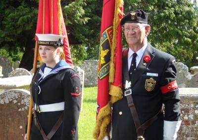 August – Dieppe Commemoration