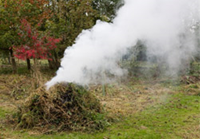 Council warns against bonfires