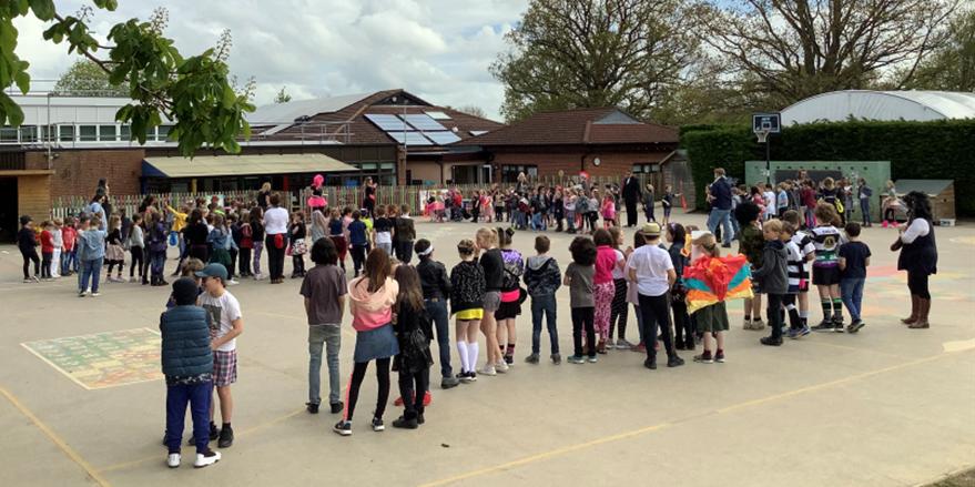 WG Primary School News