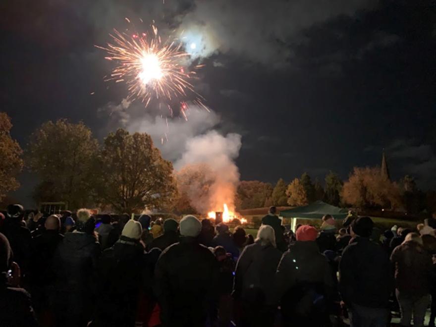 Bonfire Night – Save the Date